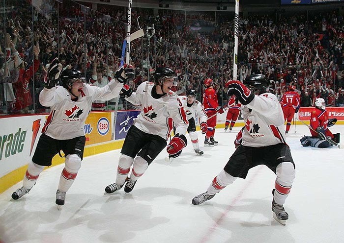 World Junior Hockey Coming To BC