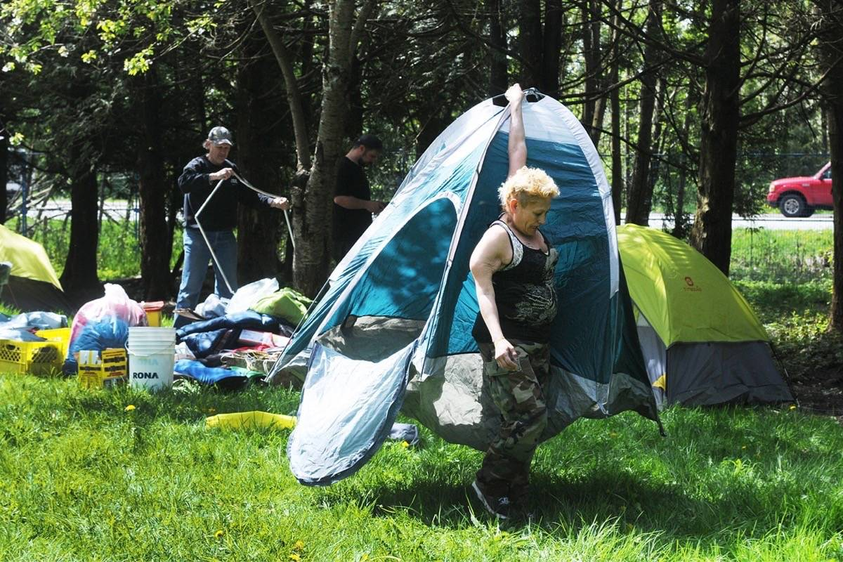 Maple Ridge seeks injunction against homeless c& & Maple Ridge seeks injunction against homeless camp - Maple Ridge News