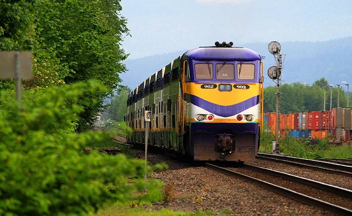 UPDATE: West Coast Express stopped due to police incident