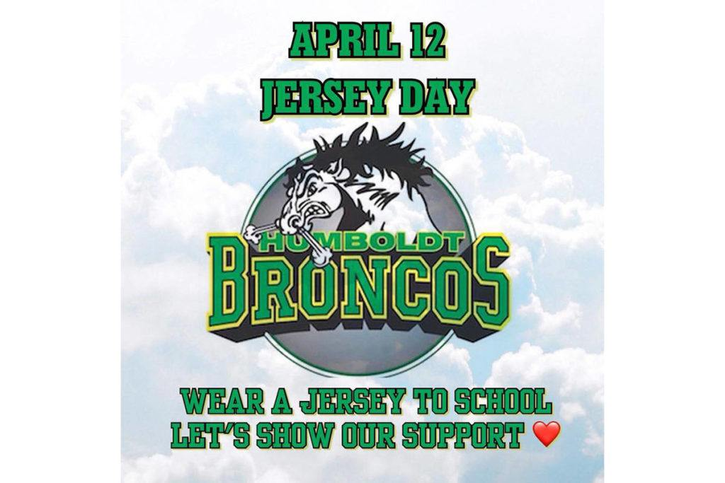 B.C. hockey moms  jersey campaign supports Broncos – Maple Ridge News 11cf8d5a3
