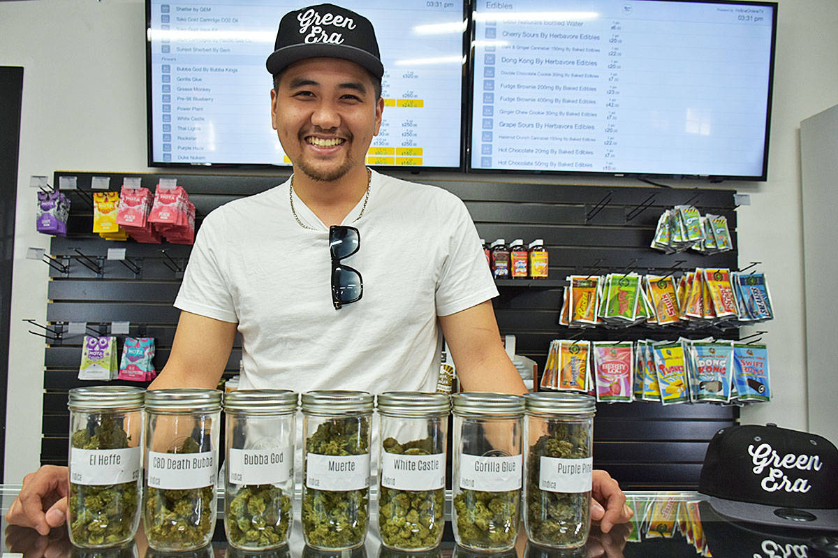 Marijuana seized from Maple Ridge dispensary: owner – Maple Ridge News