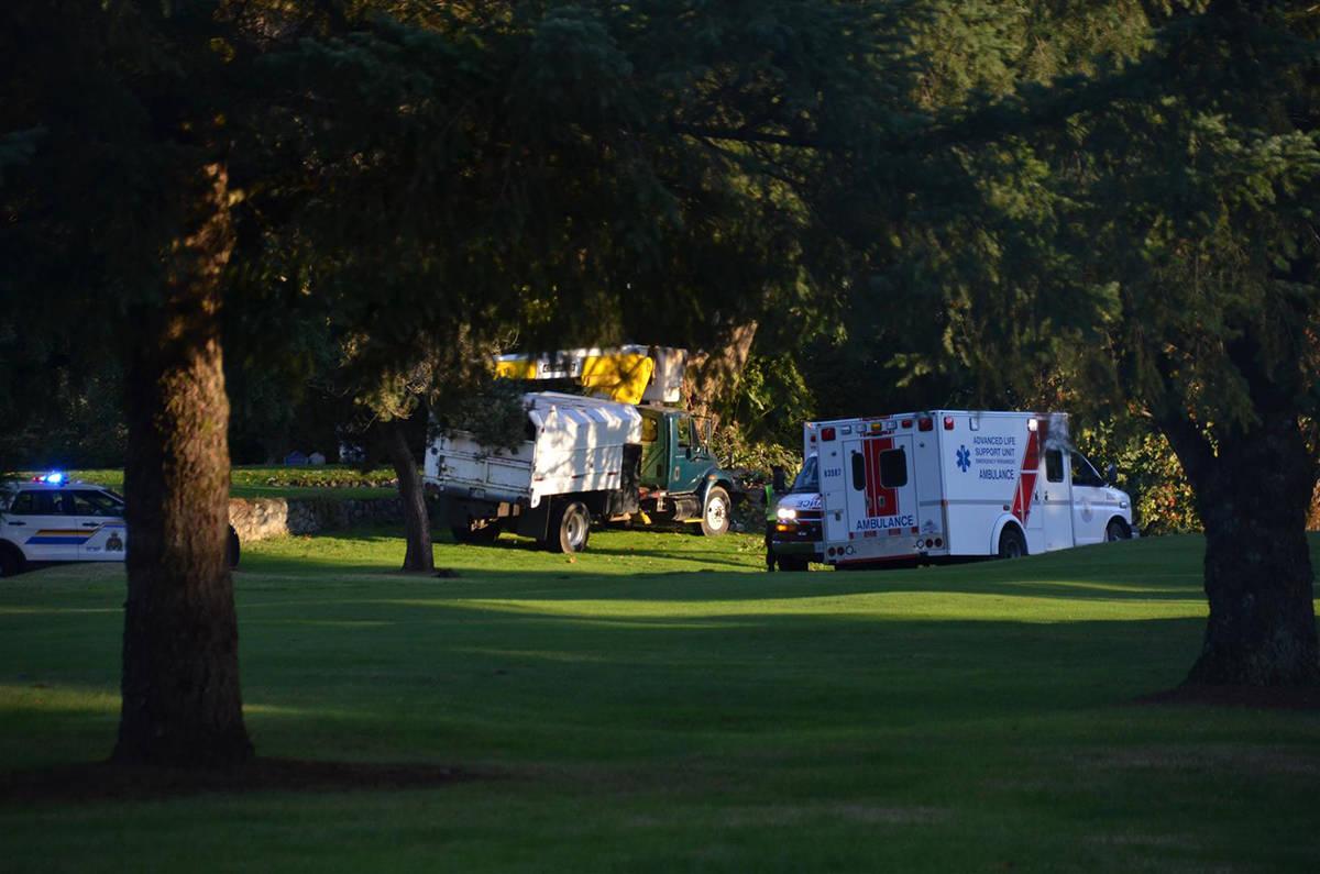Maple Ridge arborist killed on golf course ran tree care business for 30-plus years