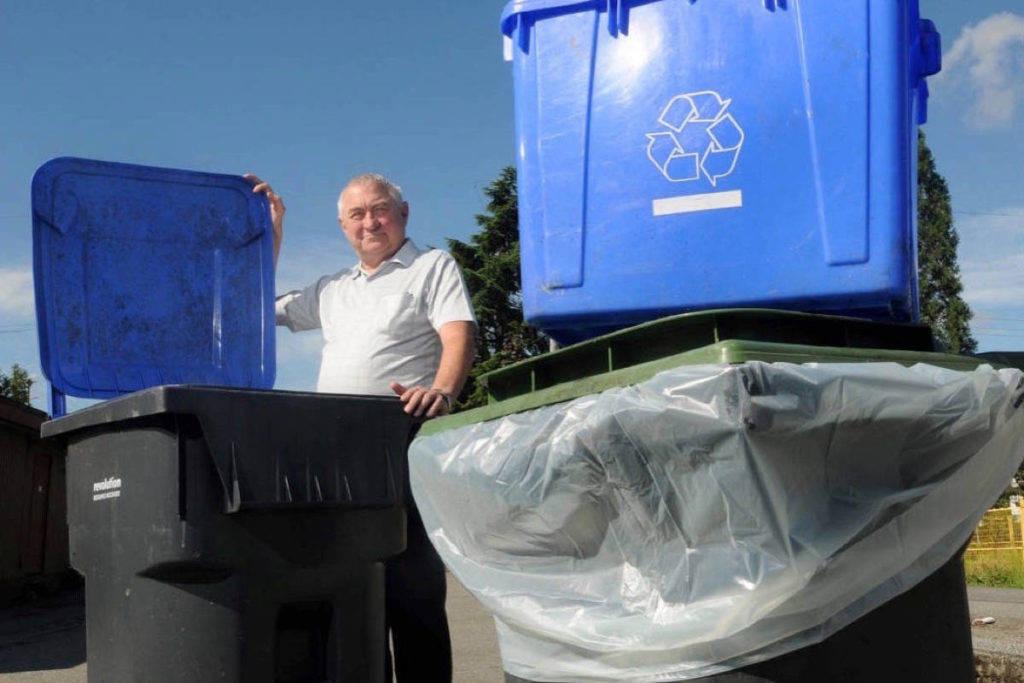 Maple Ridge Dump >> Maple Ridge Residents Dump City Run Garbage Collection