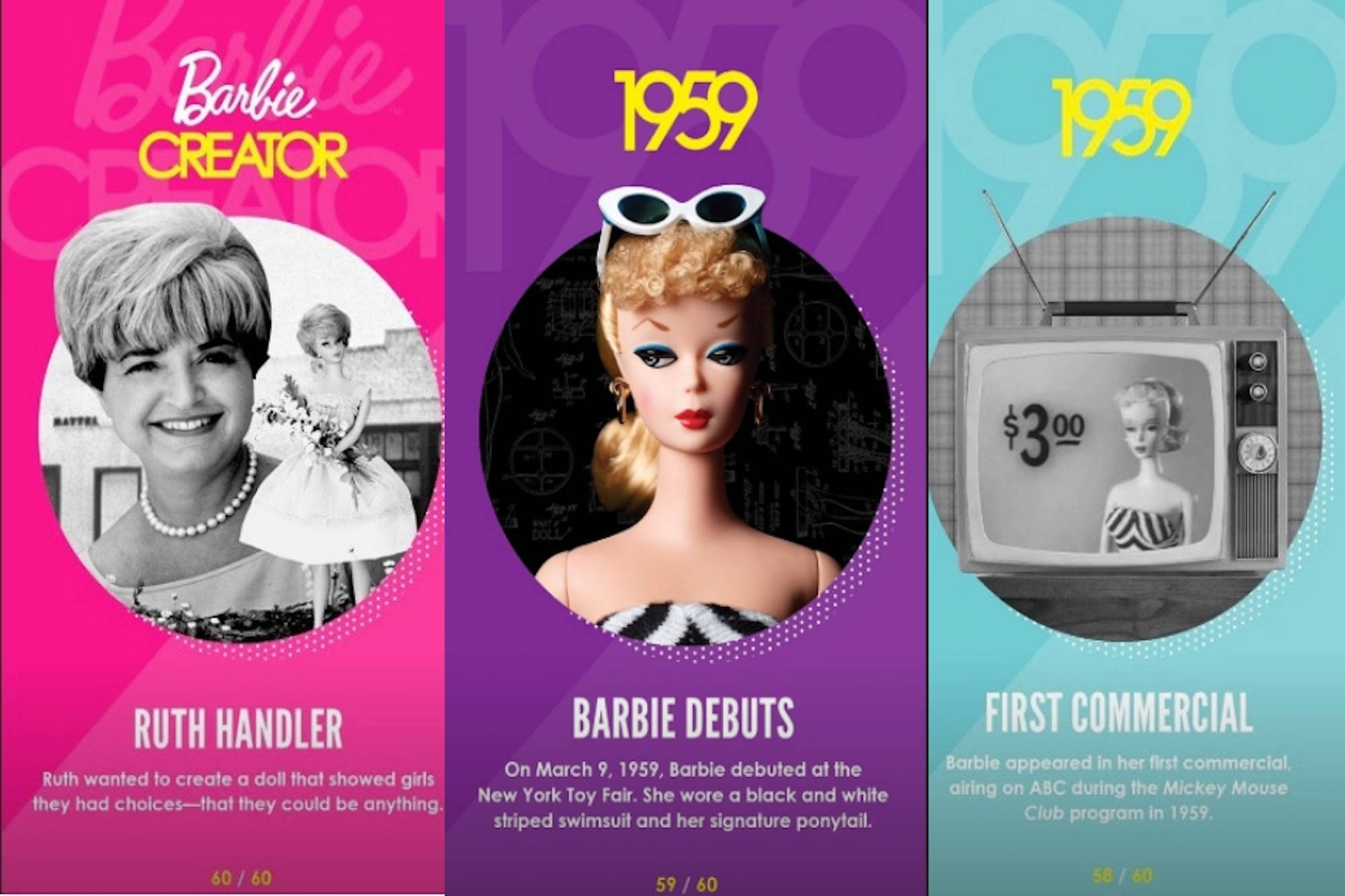 Barbie Turns 60 A Look At The Iconic Doll Through The Decades Maple Ridge News