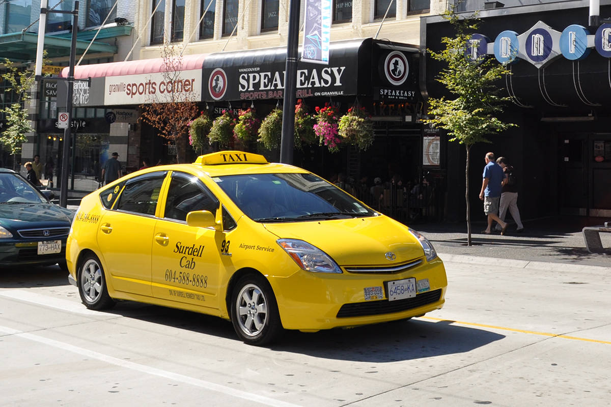 Taxi Maple Ridge >> Nine Vancouver Area Taxi Companies Ask B C Supreme Court To