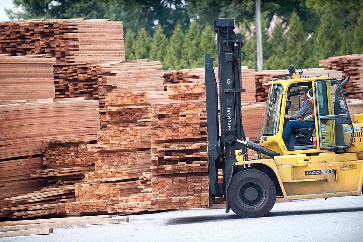 B.C. VIEWS: Cutting wood waste produces some bleeding