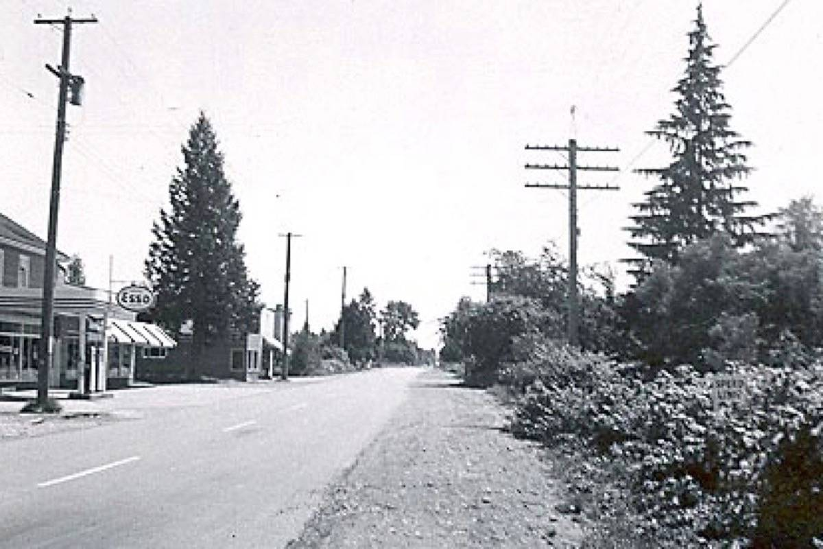 Looking Back: Wellington Harris lent his name to Pitt Meadows road