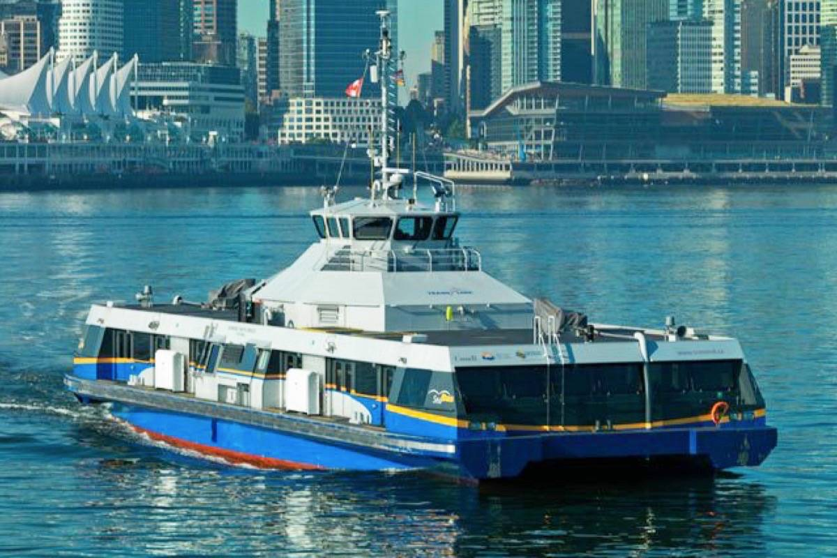 Metro floats proposal for river bus service on the Fraser