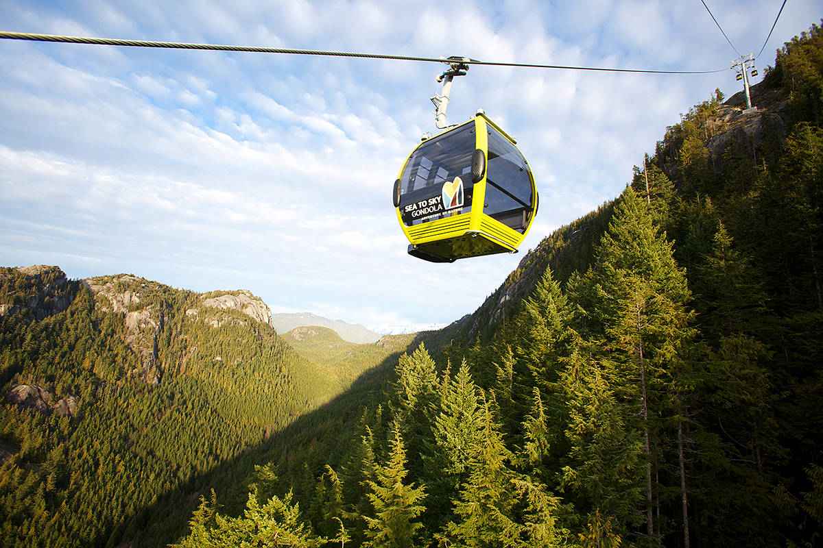 Sea-to-Sky Gondola to reopen on Valentine's Day, after vandalism forced it shut
