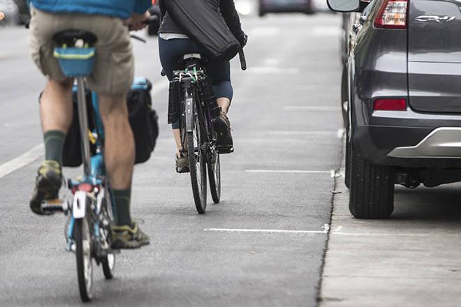 GOING GREEN: We'd hop on bike more if it's faster, easier - Maple Ridge News