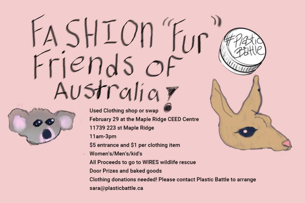 Clothing swap to help kangaroos hop - Maple Ridge News