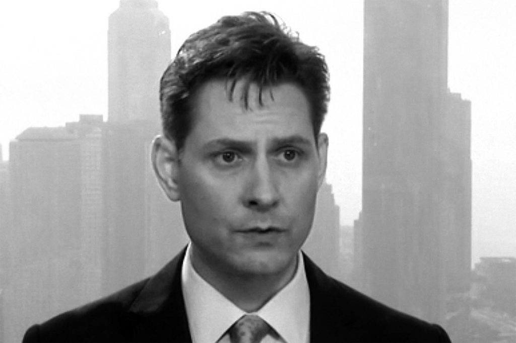 Chinese allow Michael Kovrig telephone call to sick father amid COVID-19 - Maple Ridge News
