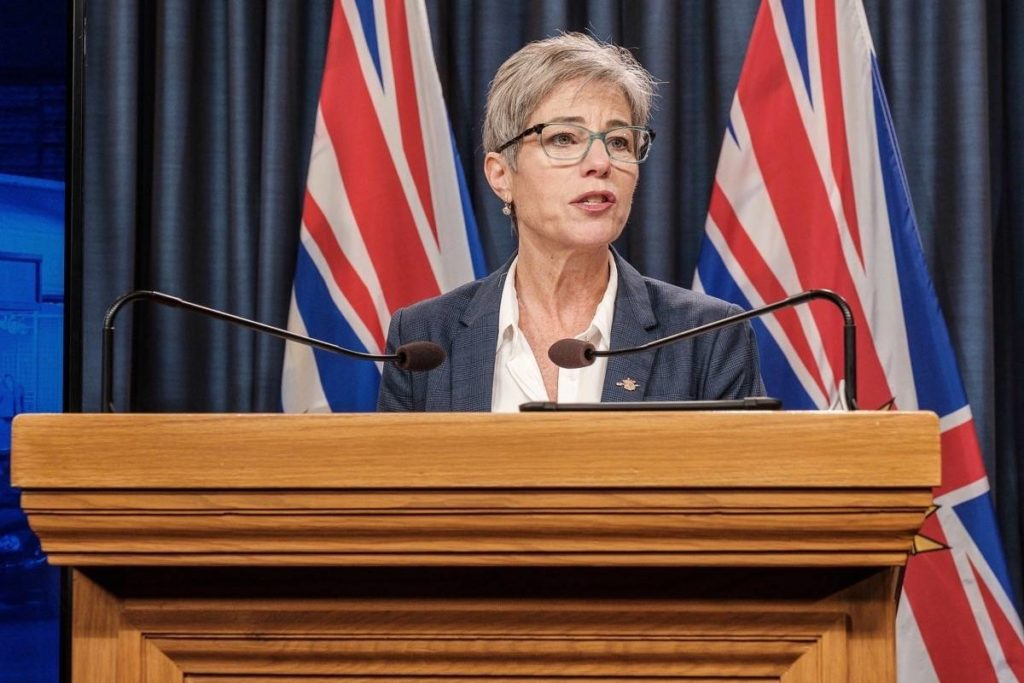 B.C. promises up to $500 for four months of rent support for COVID-19 - Maple Ridge News