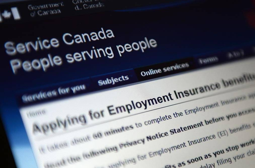 Ottawa sets minimum unemployment rate at 13.1% for EI calculation - Maple Ridge News