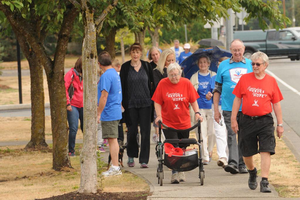 Parkinson SuperWalk goes virtual throughout B.C. due to COVID-19 - Maple Ridge News