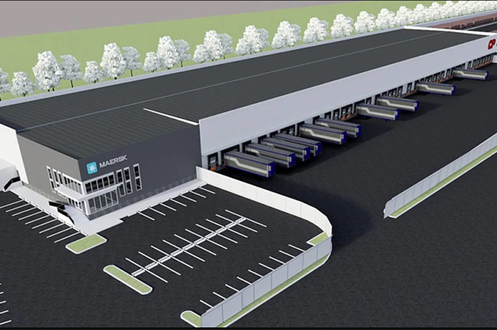 New facilities coming to Pitt Meadows intermodal yard - Maple Ridge News