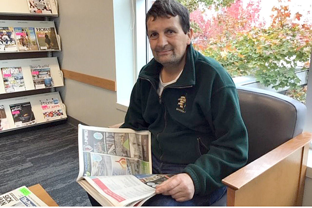 ON THE PAGE: Libraries become essential to community during pandemic - Maple Ridge News