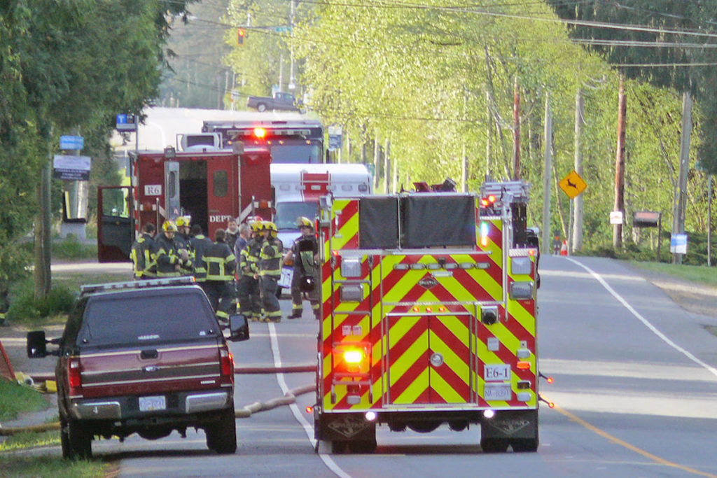 Eight Langley Township firefighters test positive for COVID-19 - Maple Ridge News