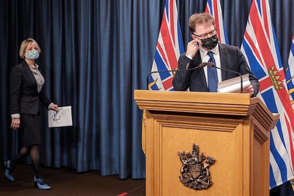 Latest COVID-19 restrictions starting to show results in B.C. - Maple Ridge News