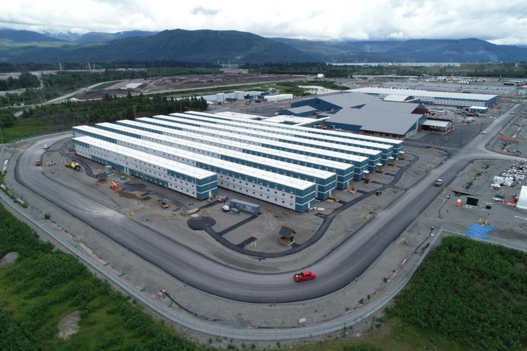 Forty-one positive COVID-19 cases associated with the LNG Canada site outbreak in Kitimat - Maple Ridge News