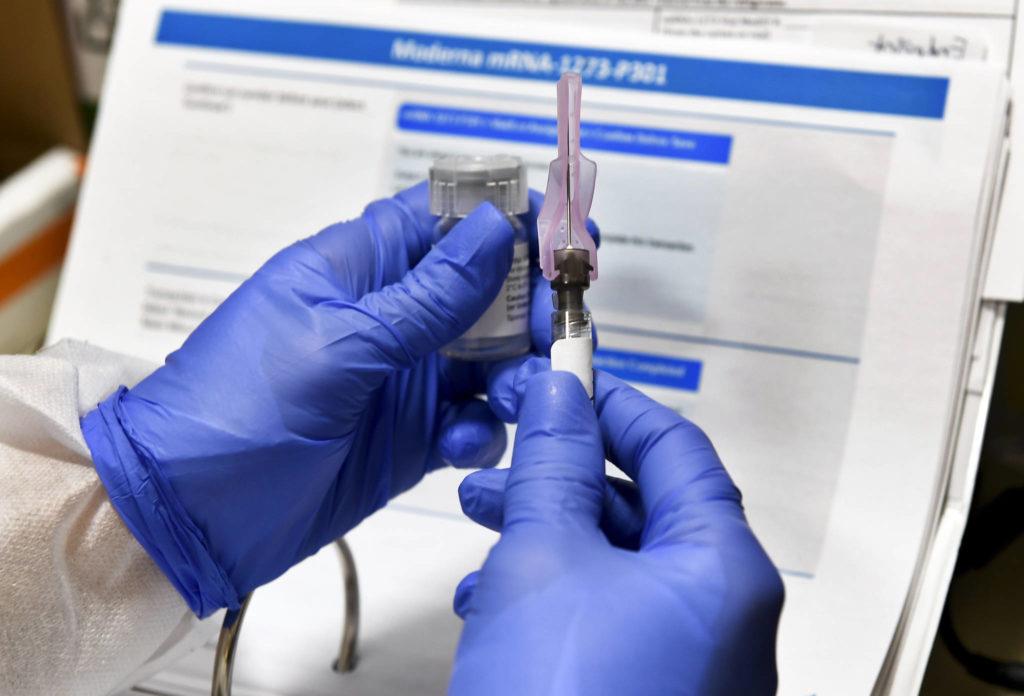 Moderna chairman says Canada near head of line for 20 million vaccine doses - Maple Ridge News
