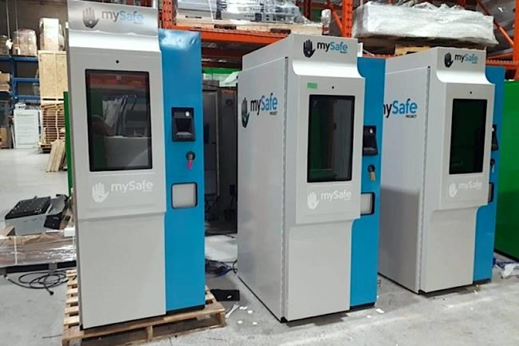 Feds dole out $3.5M for 'vending machines' to dispense safer opioids in B.C. - Maple Ridge News
