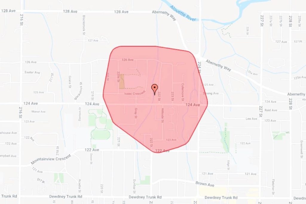 Hundreds without power in Maple Ridge - Maple Ridge News