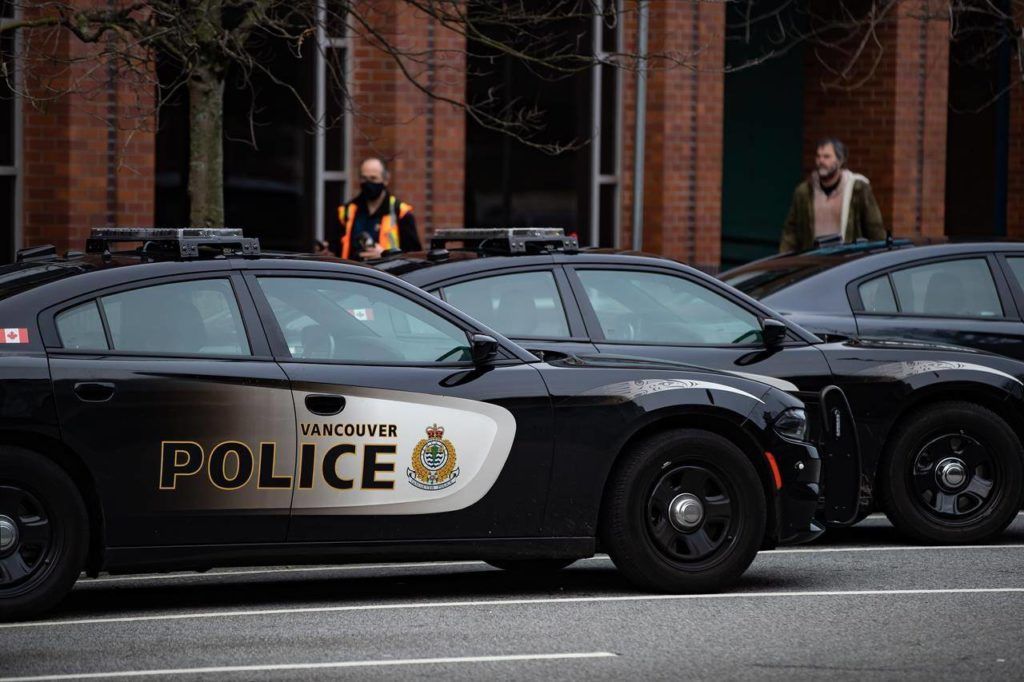 Vancouver police officer charged with assault during an arrest in 2019 - Maple Ridge News