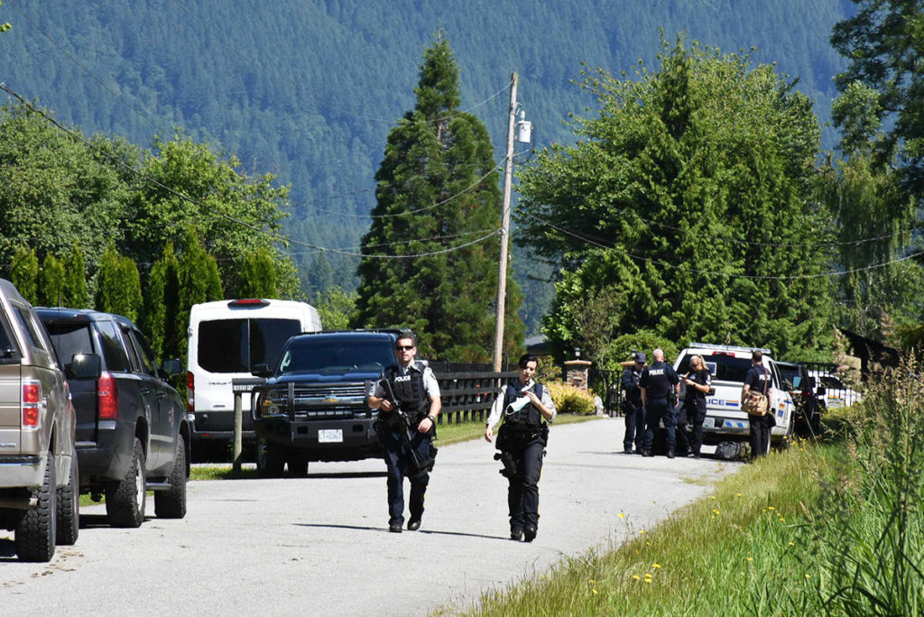 VIDEO: Sudden death leads to large police presence in Pitt Meadows - Maple Ridge News