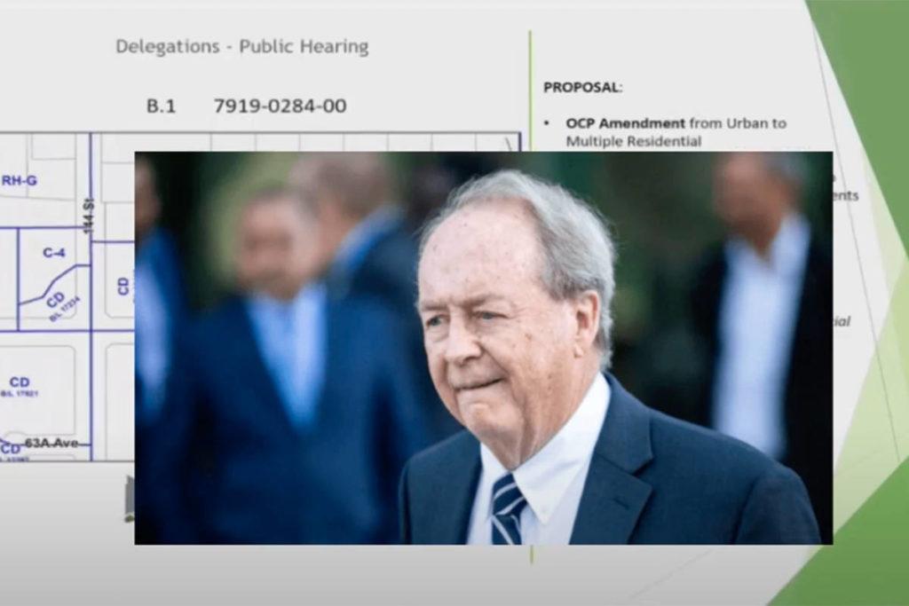 VIDEO: Surrey mayor unceremoniously cuts off 22 speakers during public hearing - Maple Ridge News