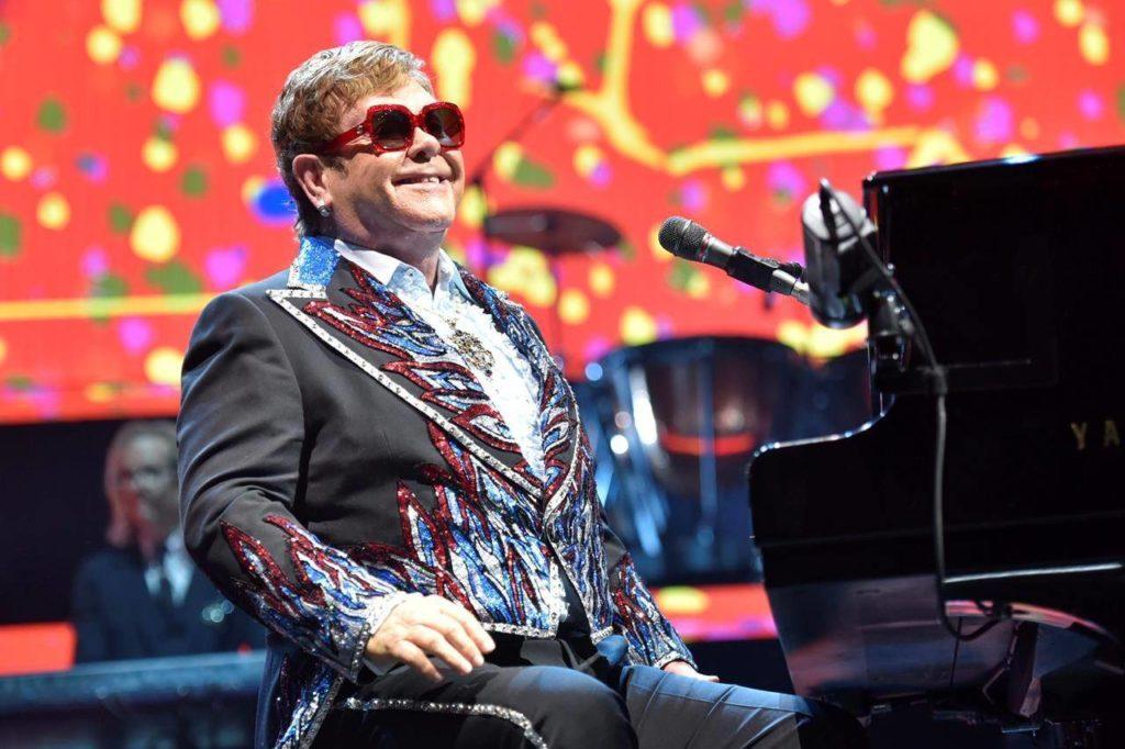 Vancouver, Toronto stops included in Elton John's Goodbye Yellow Brick Road tour - Maple Ridge News
