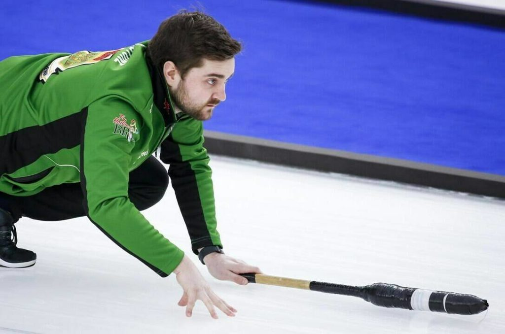 Road to Canada's Olympic curling trials crowded in Ottawa tournaments - Maple Ridge News
